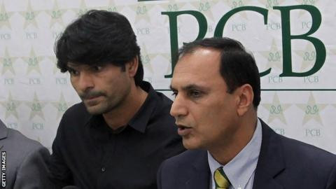 Irfan (left) could have his ban reduced by six months