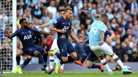 Manchester City 2-2 Tottenham Hotspur: Guardiola 'accepts