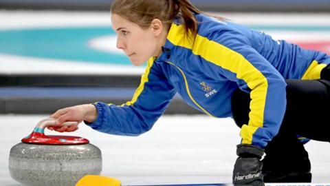Sweden women curling