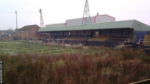 FA Cup: Could flood-hit Gloucester City finally be returning home after 12 years?