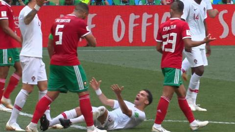 Portugal's Pepe