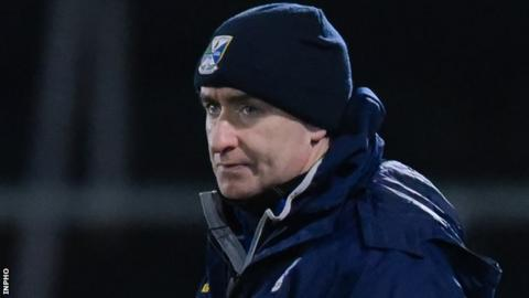 Mattie McGleenan's Cavan side will play the game against Meath on Sunday