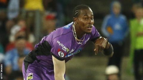 England must pick Jofra Archer - Nasser Hussain