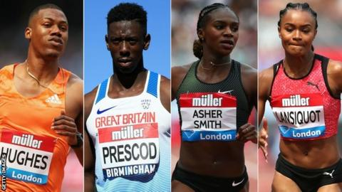 European Championships 2018: British sprinting – what is going so right?