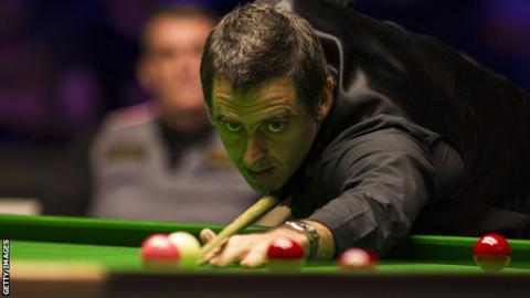 Ronnie O'Sullivan: Crawley English Open venue 'still needs change'