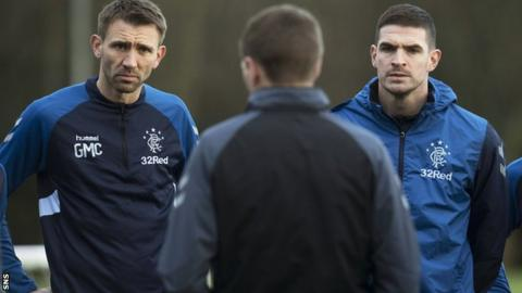Steven Gerrard: Rangers boss is 'a new age manager' - McAuley