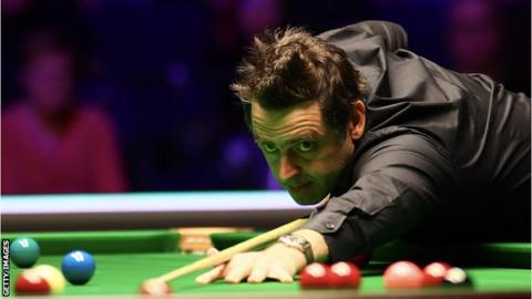Ronnie O'Sullivan last won the Welsh Open in 2016