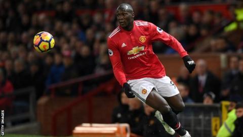 Romelu Lukaku: Man Utd striker to pay US police over noise complaints