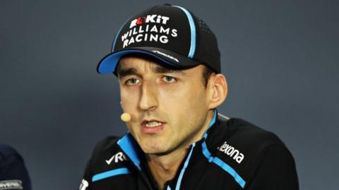 Alfa Romeo sign Kubica as reserve driver for 2020