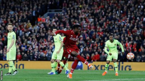 Liverpool handed fitness boost ahead of Champions League final with Tottenham
