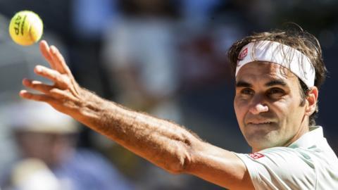 Roger Federer ready for French Open return