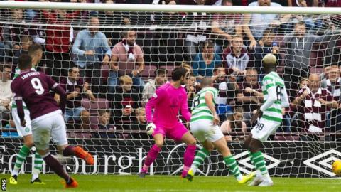 Hearts v Celtic: My players can be 'legends', says Craig Levein