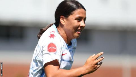 Sam Kerr: What does future hold for superstar striker?