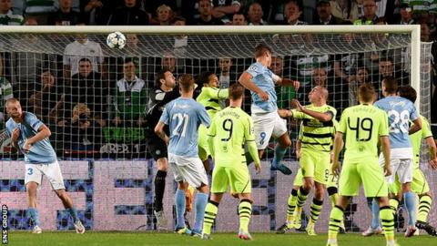 Celtic lost out to Malmo of Sweden in last season's Champions League play-off