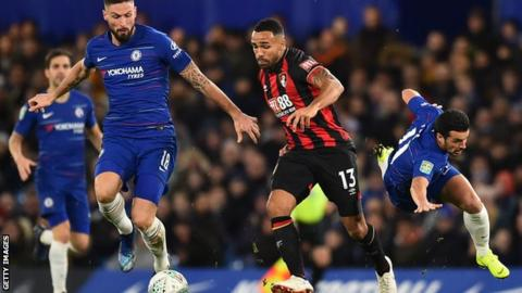 Eddie Howe: 'Callum Wilson will not join Chelsea in January'