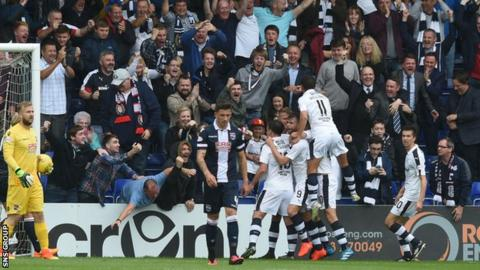 Ross County lost their Premiership opener at home to Dundee