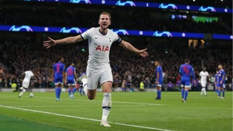 Harry Kane has scored 11 Premier League goals during the 2019-20 season