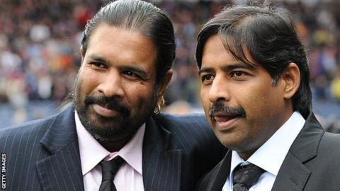 Balaji Rao and Venkatesh Rao