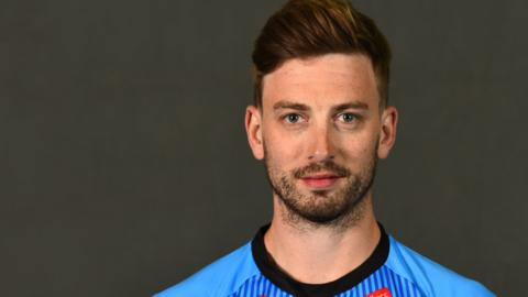 Sussex leg-spinner Will Beer