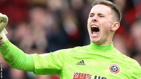 Dean Henderson: Man Utd keeper close to Sheffield United loan extension - Wilder