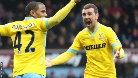Jason Puncheon and James McArthur