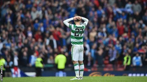 Patrick Roberts of Celtic