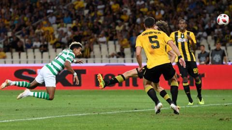 AEK Athens v Celtic