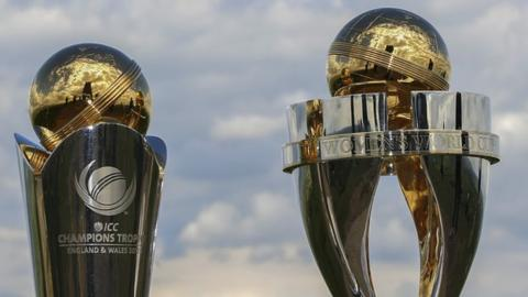 The ICC Champions Trophy and Women's World Cup