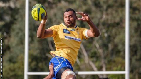 Glasgow Warriors sign Fijian back-row Vakaloloma