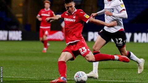 Bolton Wanderers 0-3 Nottingham Forest: Forest win at ...