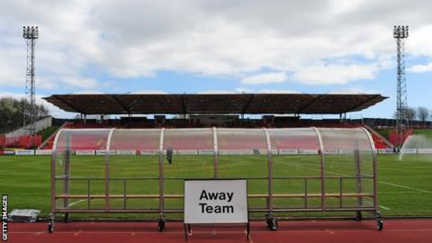 Gateshead's International Stadium