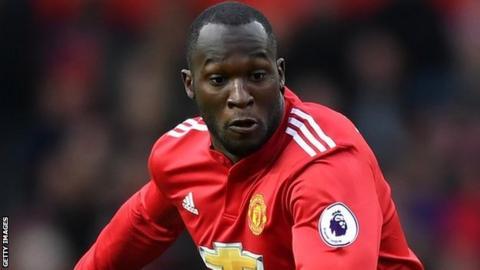 Romelu Lukaku: No action against Man Utd striker for alleged kick on Brighton's Gaetan Bong