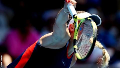 Unstoppable Andreescu to Face Goerges in Auckland Open Final