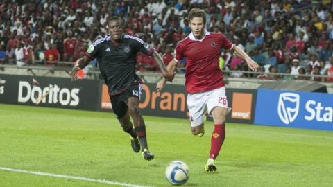 Ramadan Sobhi (right)