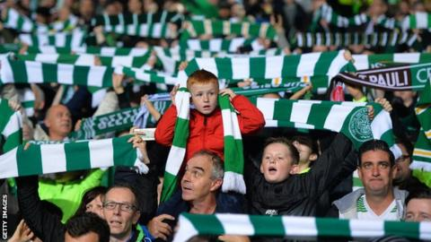 Celtic Park is likely to be packed full of noisy fans for the visit of Bayern Munich, PSG and Anderlecht