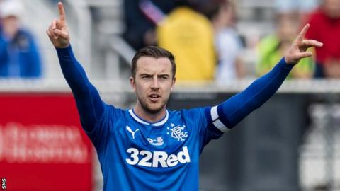 Danny Wilson completes move from Rangers to Colorado