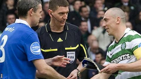 Rangers v Celtic: 2011 League Cup final remembered by those who played in it