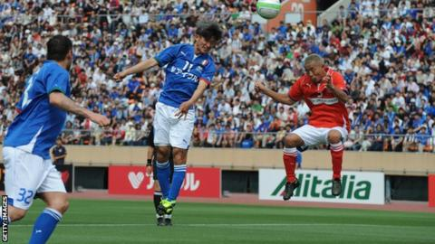 Yokohama FC re-sign 50-year-old 'King Kazu' to new contract