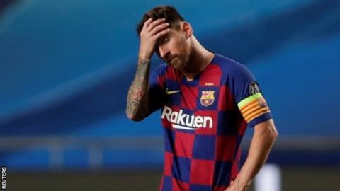 Messi has already left Barcelona - Valdano