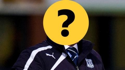 Dundee manager