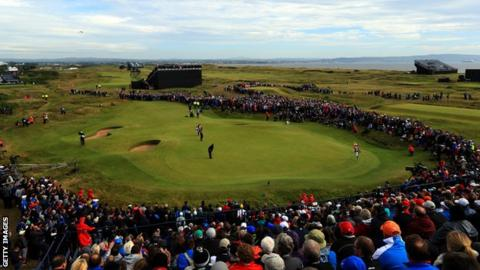 'Geor-gia!' on their mind as Hall captures Women's British Open