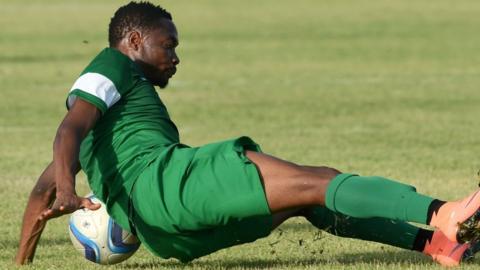Nigeria Ahmed Musa