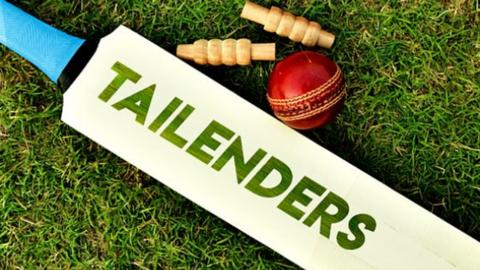 Tailenders podcast