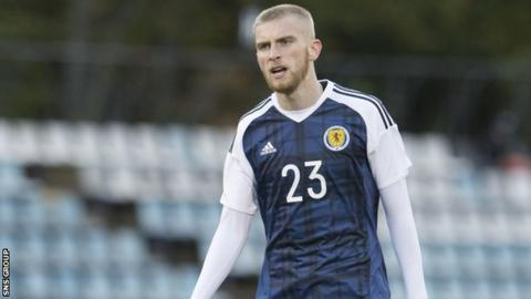 Scott McTominay named in Scotland squad