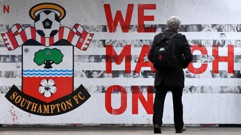 Southampton fan