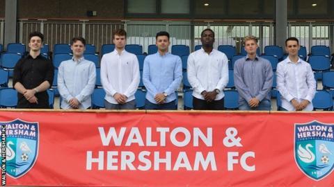 Walton & Hersham owners