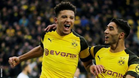 Tottenham stun Dortmund at Wembley