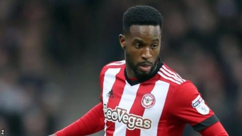 Florian Jozefzoon scored his third goal of the season for Brentford