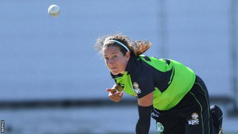 Isobel Joyce is playing in Australia before linking up with the Ireland squad in Zimbabwe