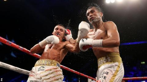 Lee Selby won by unanimous decision against Jonathan Victor Barros to defend his IBF belt